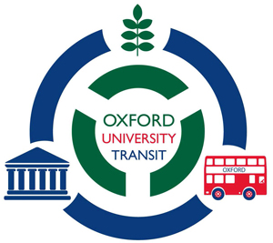 Oxford University Transit Logo