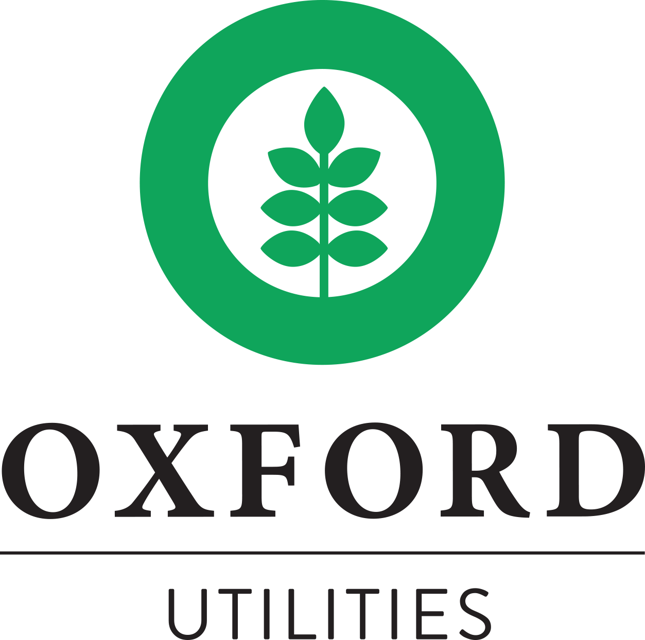 Oxford Utilities Logo